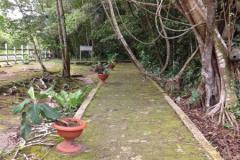 Entrance to Goa Jepang