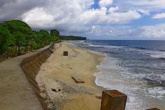 Beach in Biak