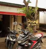Renting Motorcycle