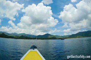 Awan dan Pulau Komodo