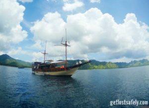Kapal Komodo