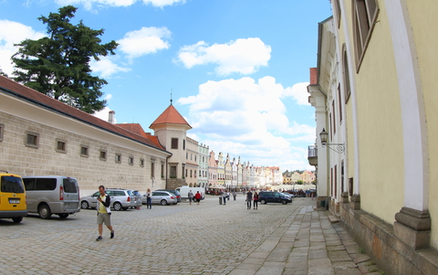 Telc Castle, Czech Republic