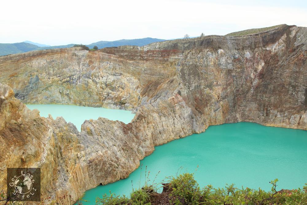 The Red Lake Kelimutu