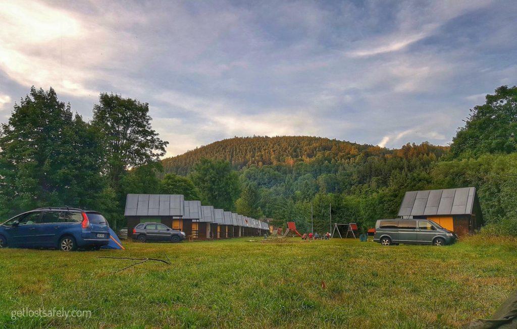 Rejstejn Camping Site