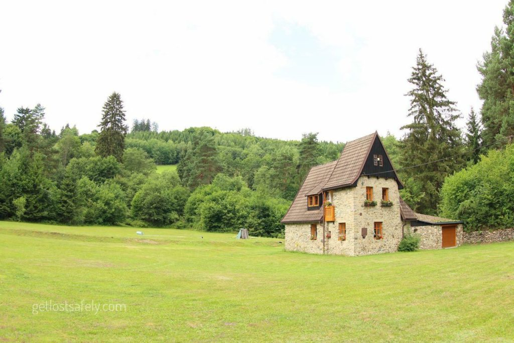 Cottage Czechia