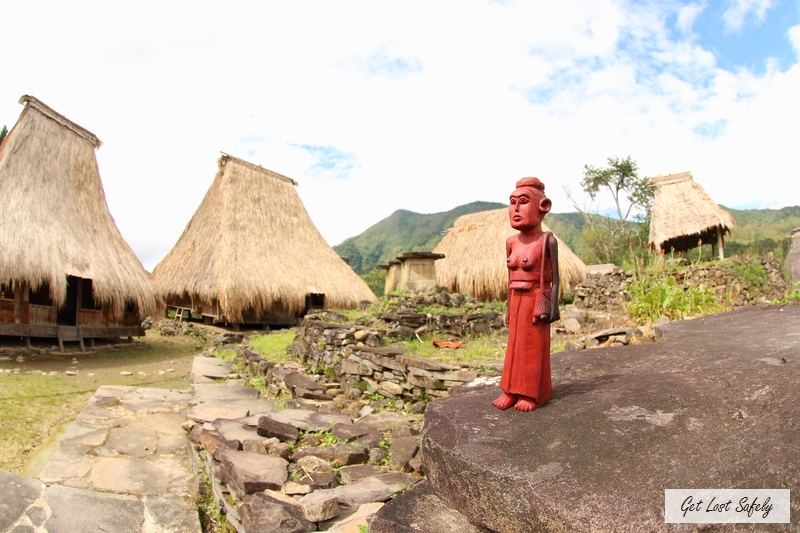 Kampung Wologai Ende