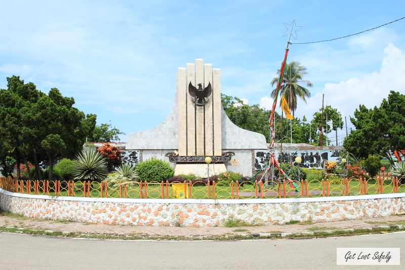 Monument of Pancasila Ende