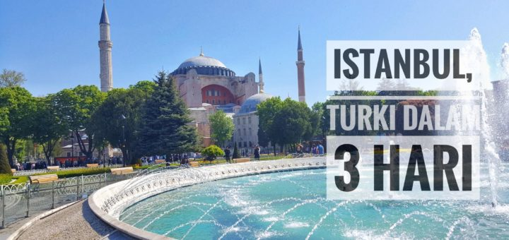 Istanbul, Turki