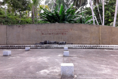 The Second World War Monument