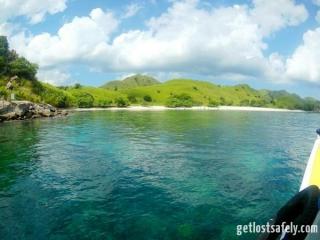 Pink Beach (Pantai Merah) Pulau Komodo