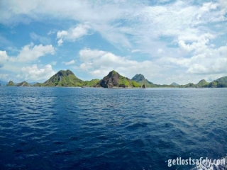 Mountains to Komodo Island