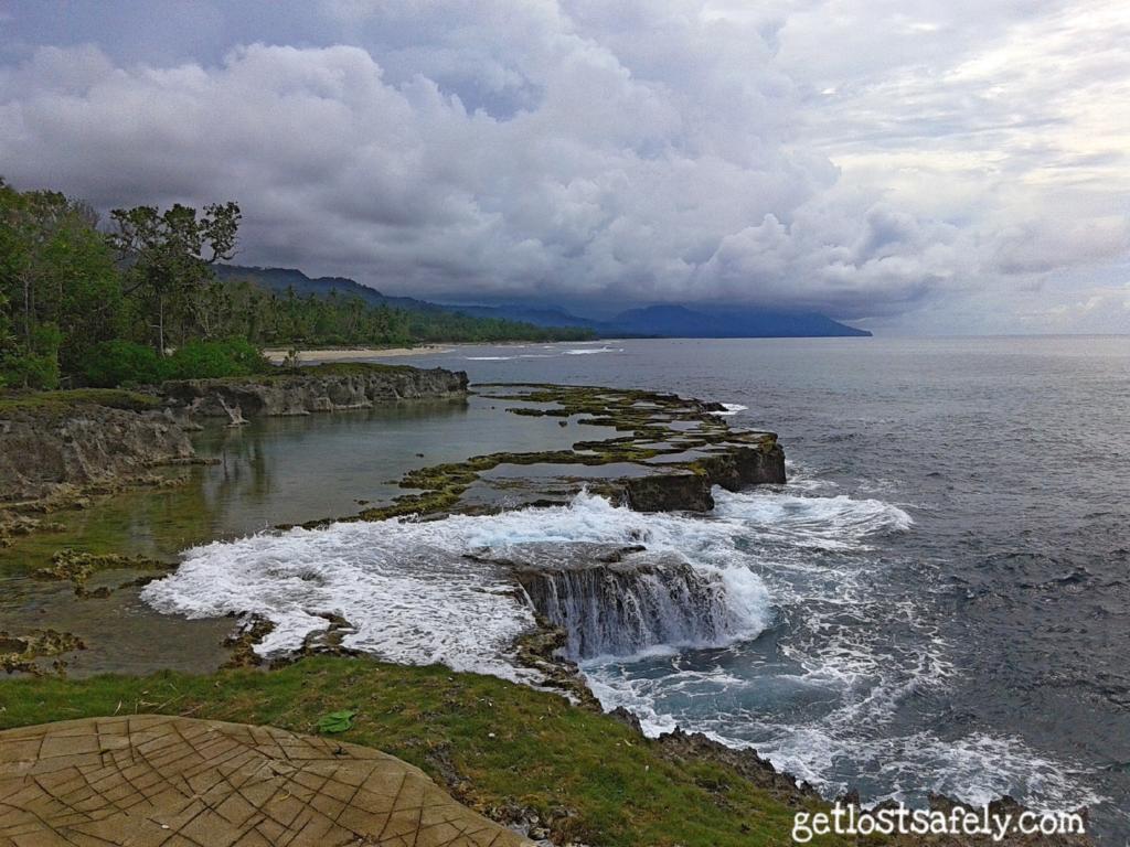 Batu Pica, Tanjung Saruri