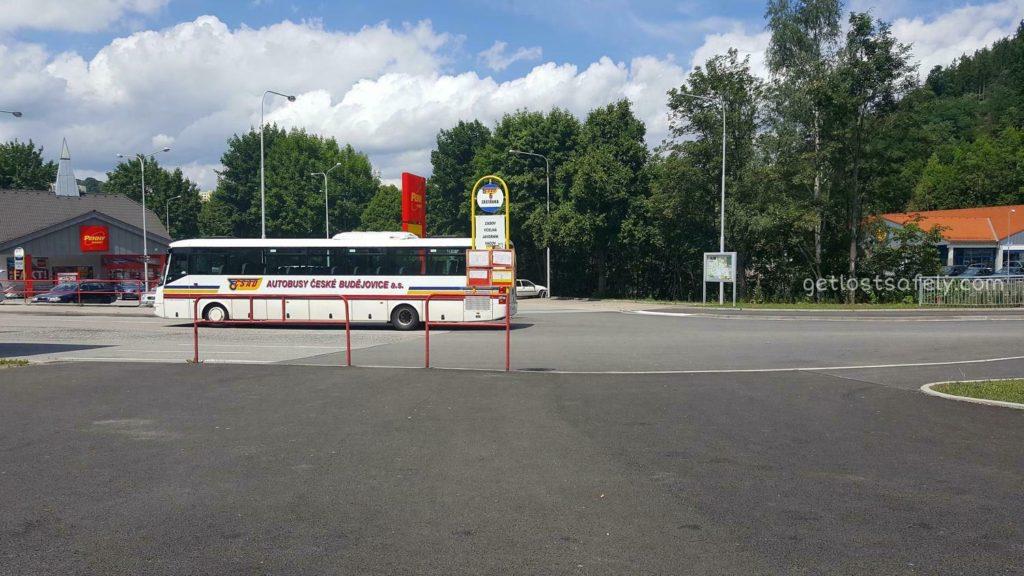 Bus Vimperk