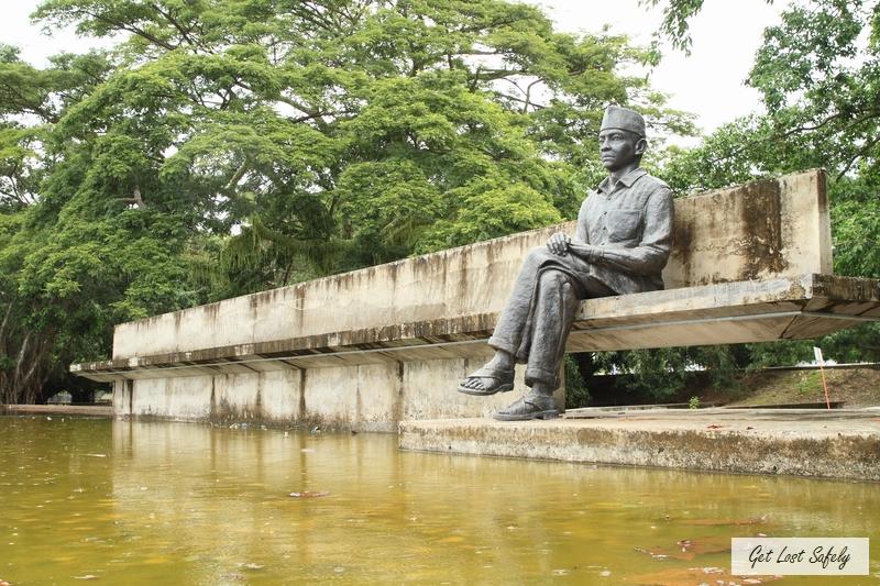 Bung Karno Park Ende