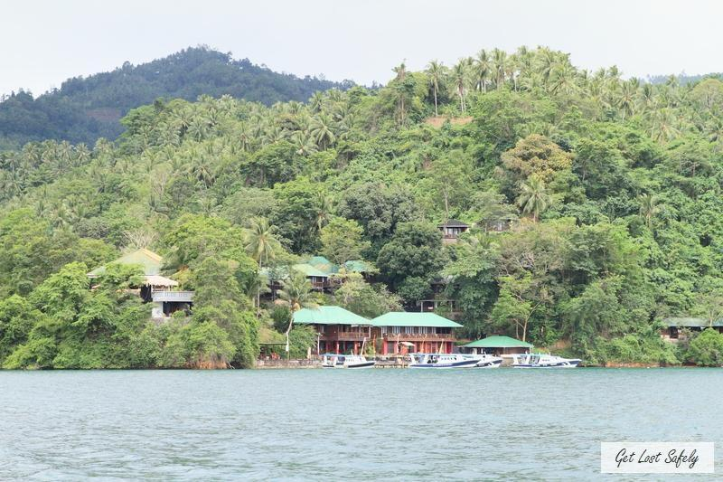 Resort in Lembeh