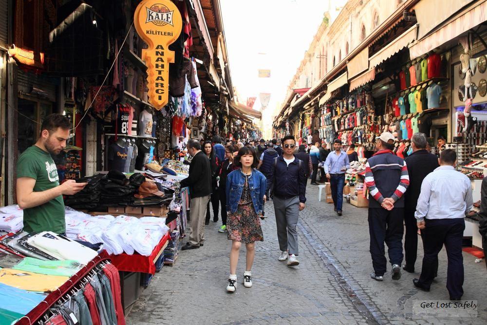 Grand Bazaar, Istanbul, Turki