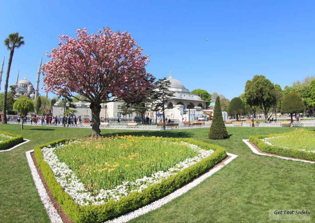 Taman arkeologi istanbul